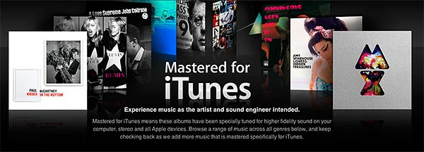 Mastered For iTunes (MFiT)